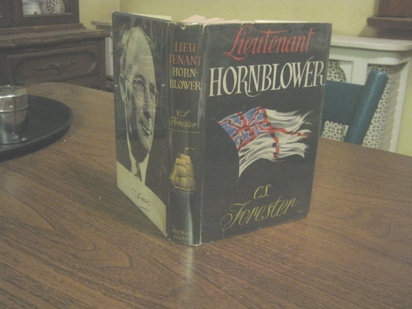 LIEUTENANT HORNBLOWER by FORESTER, C.S.