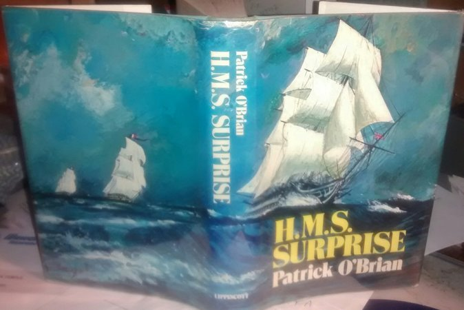 H.M.S. SURPRISE by O'BRIAN, Patrick