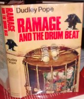 RAMAGE AND THE DRUM BEAT by Pope, Dudley