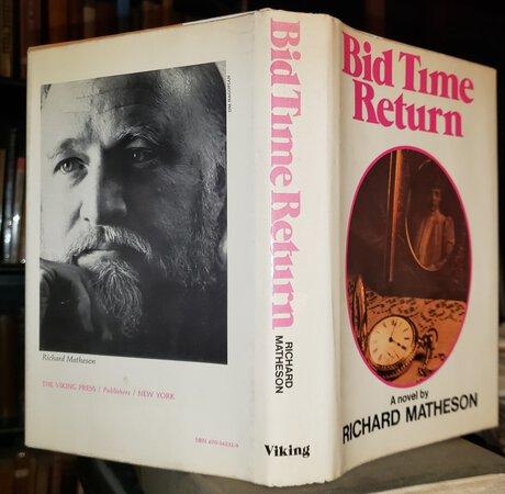 BID TIME RETURN by MATHESON, Richard