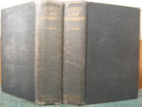 SCOTT'S LAST EXPEDITION. In Two Volumes... Arranged by Leonard Huxley. With a Preface by Sir Clements R. Markham... by SCOTT, R.F., Captain [Griffith Taylor signed].