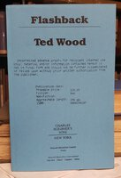 FLASHBACK (signed proof) by WOOD, Ted