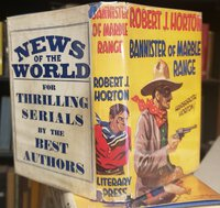 BANNISTER OF MARBLE RANGE by HORTON, Robert J.