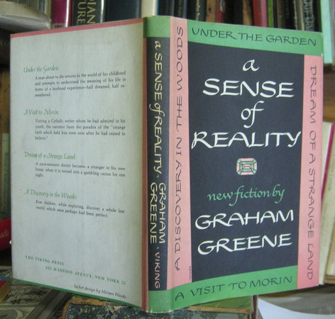 A SENSE OF REALITY by GREENE, Graham