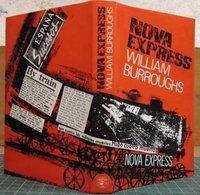 NOVA EXPRESS by BURROUGHS, William