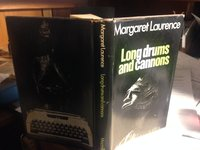 LONG DRUMS AND CANNONS: Nigerian dramatists and novelists, 1952-1966 by LAURENCE, Margaret