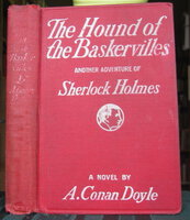 THE HOUND OF THE BASKERVILLES by CONAN DOYLE, A.