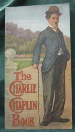 THE CHARLIE CHAPLIN BOOK by (Chaplin, Charlie)