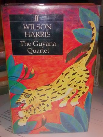 THE GUYANA QUARTET (inscribed) by HARRIS, Wilson