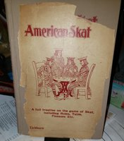 AMERICAN SKAT, or, the game of skat defined... by EICHHORN, J. Charles