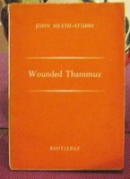 WOUNDED THAMMUZ by HEATH-STUBBS, John