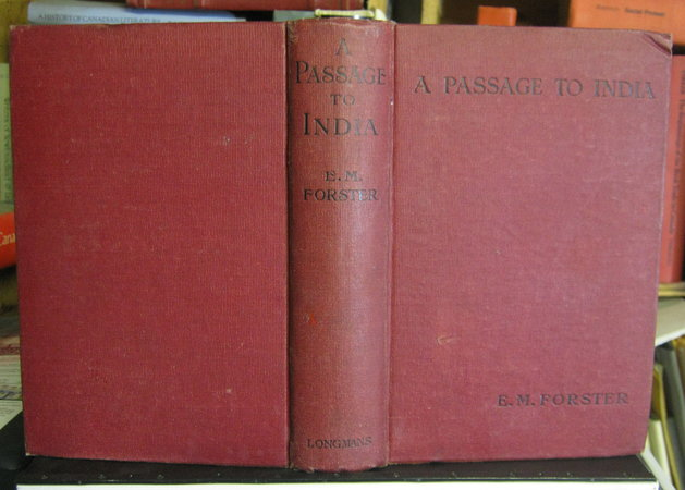 A PASSAGE TO INDIA by FORSTER, E.M.