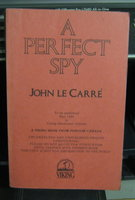 A PERFECT SPY (Canadian proof) by LE CARRÉ, John