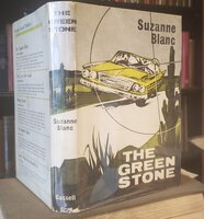 THE GREEN STONE by BLANC, Suzanne