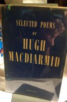 SELECTED POEMS. Edited by Oliver Brown by MacDIARMID, Hugh