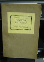 DOCTOR ZHIVAGO. Translated from the Russian by Max Hayward and Manya Harari (proof copy) by PASTERNAK, Boris
