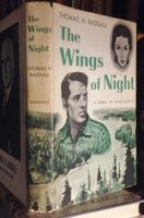 THE WINGS OF NIGHT by RADDALL, Thomas H.