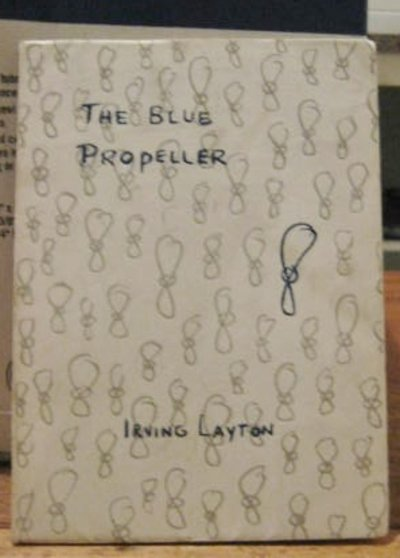 THE BLUE PROPELLER by LAYTON, Irving