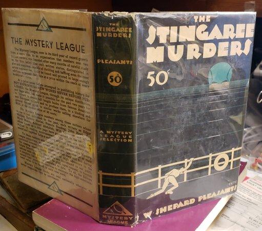 THE STINGAREE MURDERS by PLEASANTS, W. Shepard