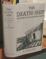 THE DEATH-SHIP: the story of an American sailor by TRAVEN, B.