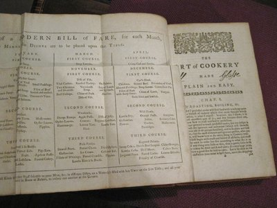 THE ART OF COOKERY made plain and easy; which far exceeds any thing of the kind yet published....To which are added, one hundred and fifty new and useful receipts. And also fifty receipts for different articles of perfumery. With a copious index... by GLASSE, Mrs. (Hannah Glasse, 1708-70)
