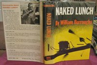 NAKED LUNCH by BURROUGHS, William S