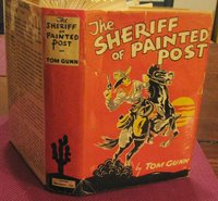 THE SHERIFF OF PAINTED POST by GUNN, Tom