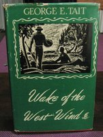 WAKE OF THE WEST WIND by TAIT, George E.