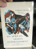 AN AFRICAN NIGHTS ENTERTAINMENT: A Tale of Vengeance. Illustrated by Bruce Onabrakpeya by EKWENSI, Cyprian