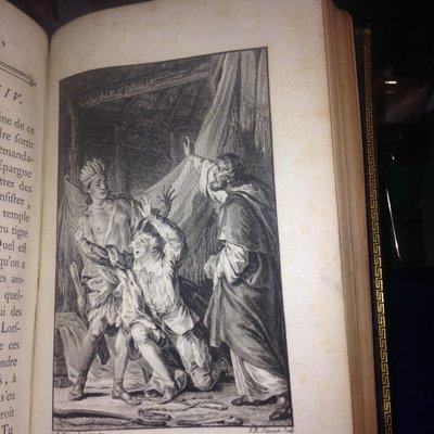 LES INCAS, ou La Destruction de l'Empire du Pérou by MARMONTEL, Jean-François (1723-99]
