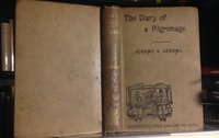 THE DIARY OF A PILGRIMAGE (and Six Essays). With upwards of one Hundred and twenty Illustrations by G.G. Fraser. by JEROME, Jerome K.