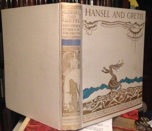 HANSEL AND GRETEL and other stories by the brothers Grimm. Illustrated by Kay Nielsen (signed limited edition) by GRIMM, Jakob and Wilhelm (Kay Nielsen)