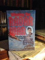 WINNING THE RADAR WAR: a memoir by NISSEN, Jack, with A.W. Cockerill