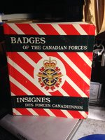 BADGES OF THE CANADIAN FORCES / INSIGNES DES FORCES CANADIENNES
