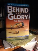 Behind the Glory by Barris, Ted