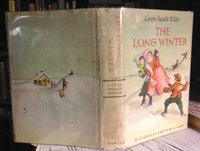 THE LONG WINTER. Illustrated by Garth Williams by WILDER, Laura Ingalls