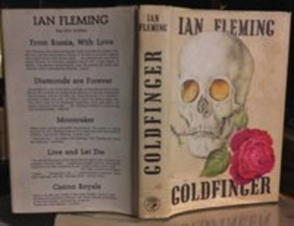 GOLDFINGER by FLEMING, Ian