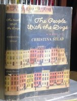 THE PEOPLE WITH THE DOGS by STEAD, Christina