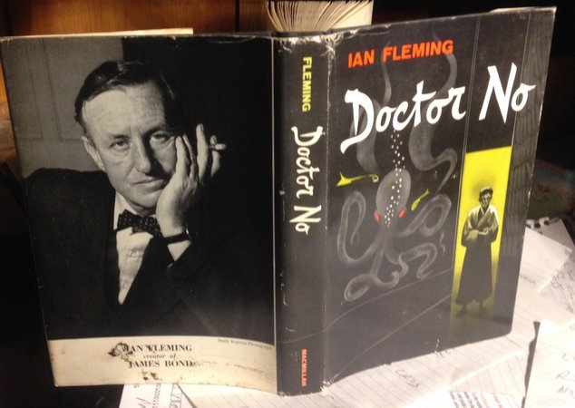 DOCTOR NO by FLEMING, Ian