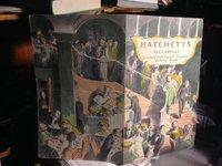 Hatchetts of Piccadilly, menu illustration by ARDIZZONE, Edward
