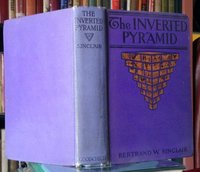 THE INVERTED PYRAMID by SINCLAIR, Bertrand W.