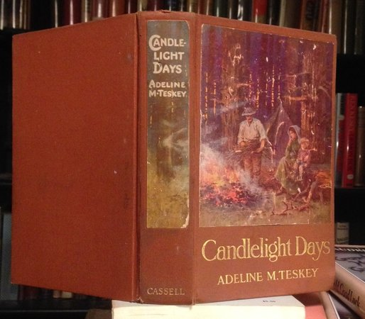 CANDLELIGHT DAYS by TESKEY, Adeline M. (ca 1855-1924)