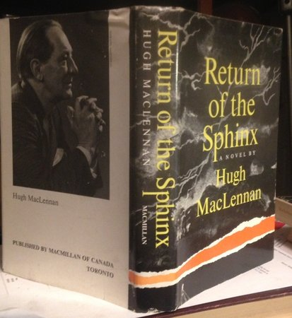 RETURN OF THE SPHINX  by MacLENNAN, Hugh