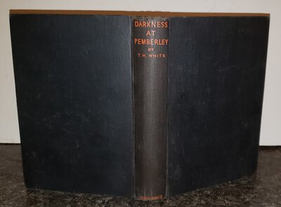 DARKNESS AT PEMBERLEY by WHITE, T.H.
