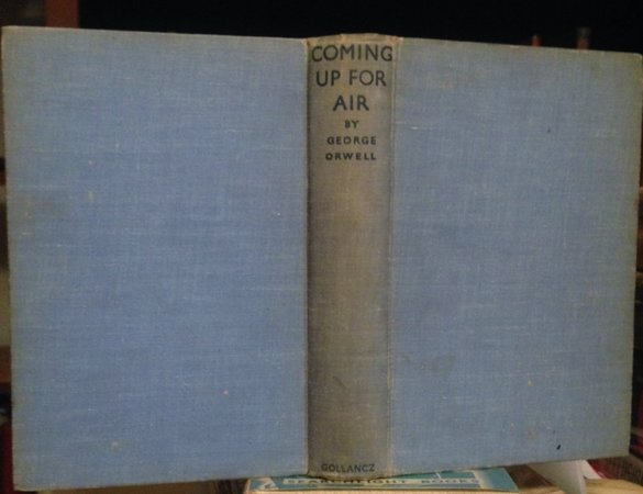 COMING UP FOR AIR by ORWELL, George