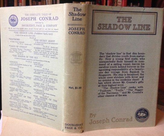 THE SHADOW LINE by CONRAD, Joseph