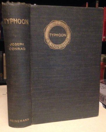 TYPHOON  and other stories by CONRAD, Joseph