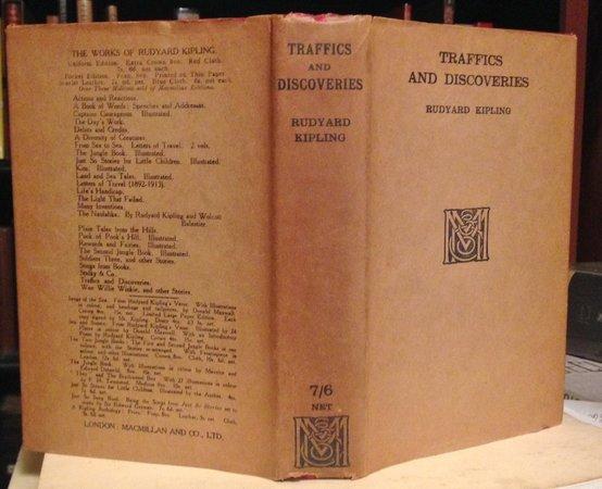 TRAFFICS AND DISCOVERIES by KIPLING, Rudyard