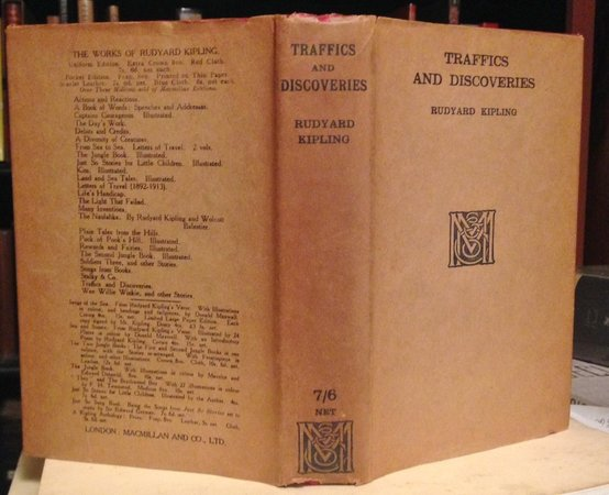 TRAFFICS AND DISCOVERIES by KIPLING, Rudyard