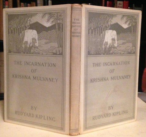 THE INCARNATION OF KRISHNA MULVANEY by KIPLING, Rudyard